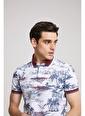 D'S Damat Slim Fitbaskılı T-Shirt Renkli